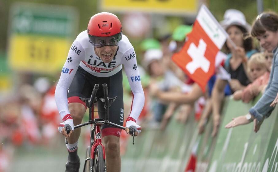 fabio aru rientra alle corse dopo l operazione e partecipa al giro di svizzera 2019 (archivio l unione sarda)