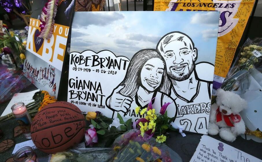 bryant morto domenica scorsa assieme alla figlia di 13 anni gianna