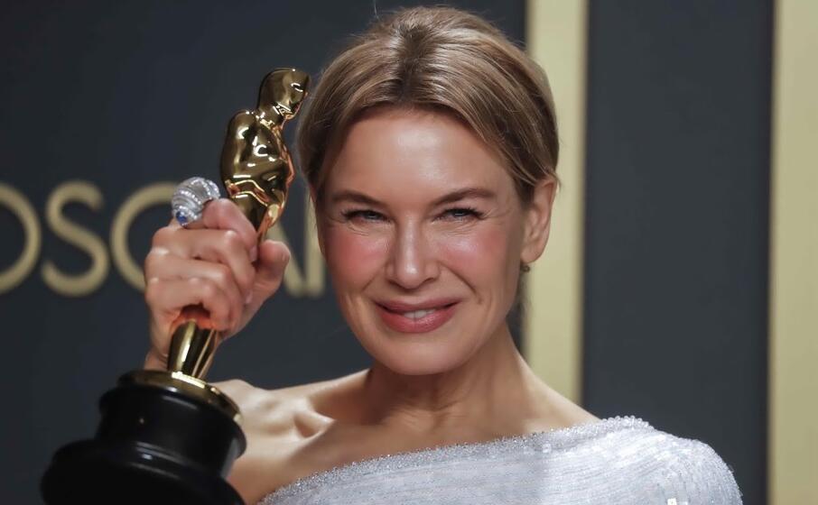 renee zellweger migliore attrice per judy (epa swanson)