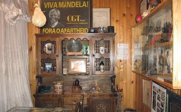 il mandela family museum a soweto