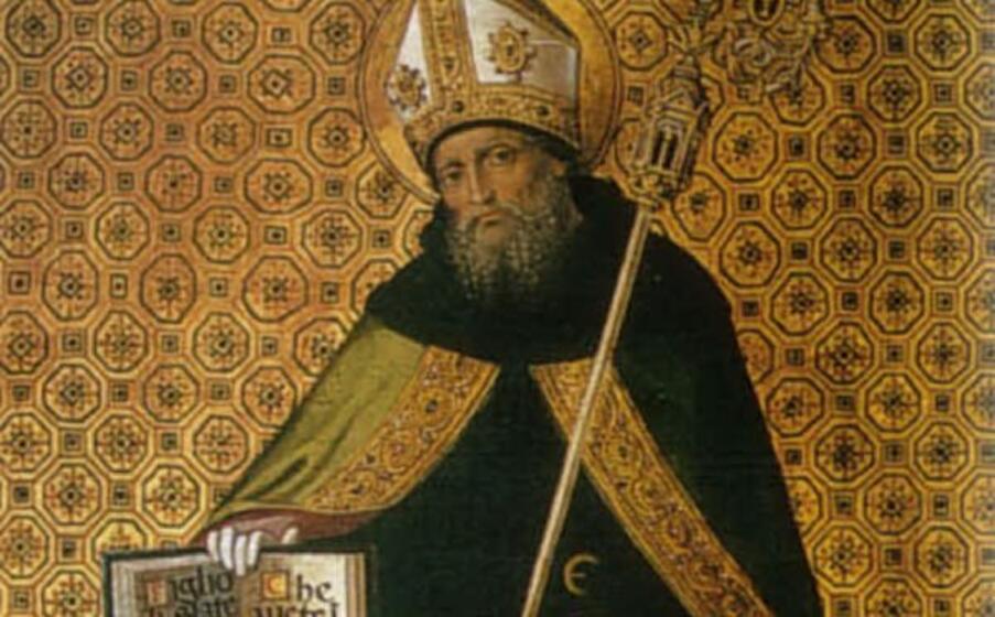 sant agostino (archivio l unione sarda)