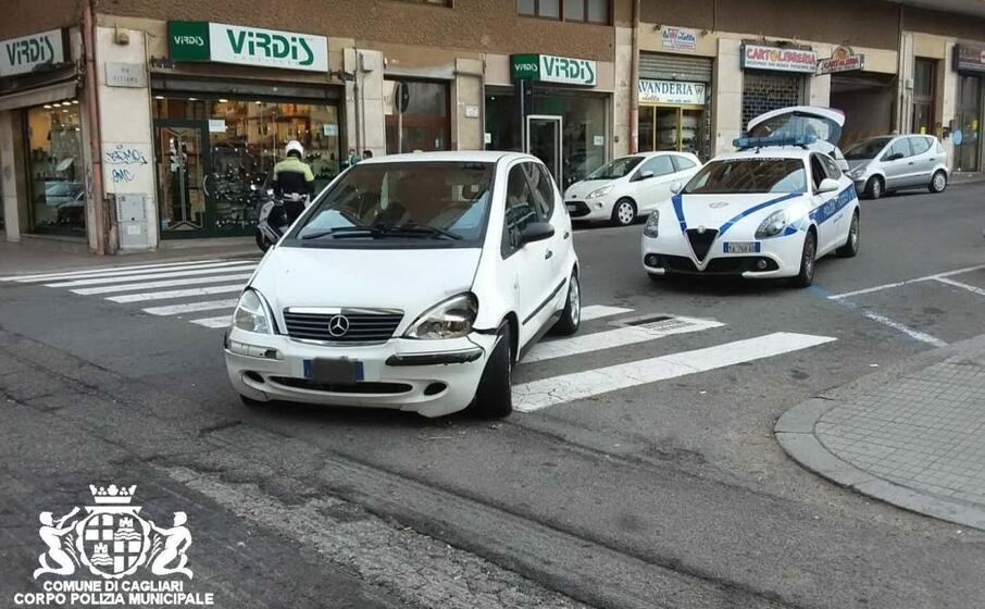 (foto polizia municipale)