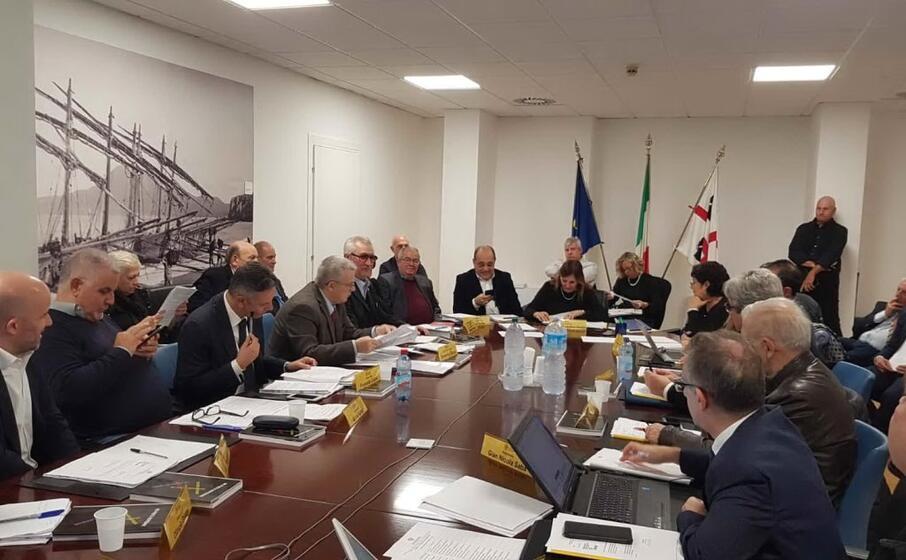 la riunione (foto federazione delle associazioni sarde in svizzera)