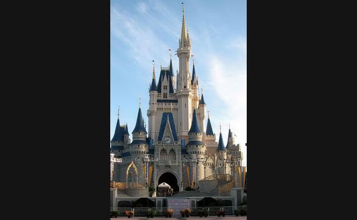 il castello di cenerentola a walt disney world