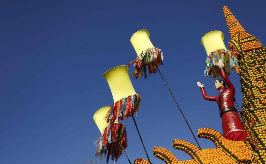 l opera dal titolo festival delle lanterne cina