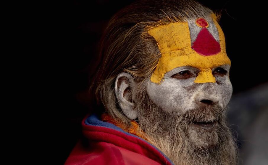 migliaia i fedeli giunti in nepal