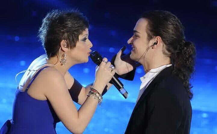 il duetto insieme ad alessandra amoroso