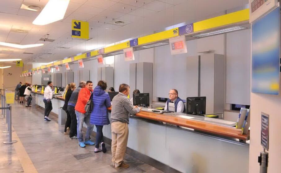 ufficio postale (foto poste italiane)
