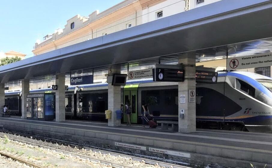 stazione di cagliari (foto rfi)