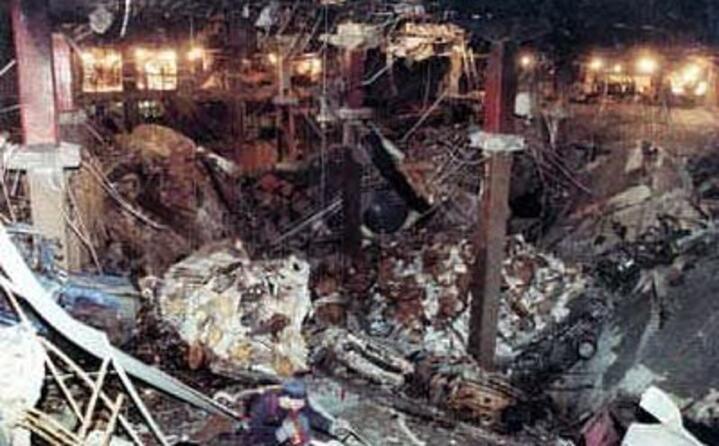 accaddeoggi 26 febbraio 1993 il primo attacco al world trade center