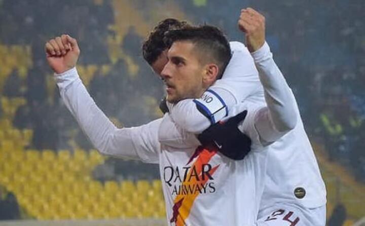il centrocampista romano out per infortunio