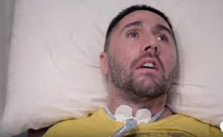 fabiano antoniani paralizzato e malato in seguito a un incidente