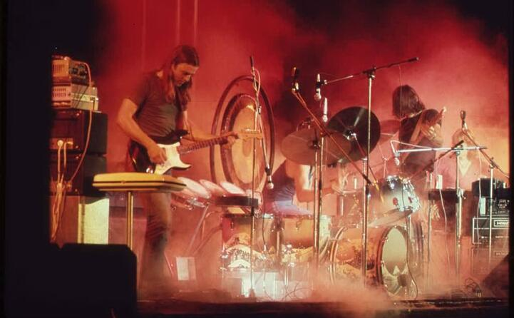 un live del 1973