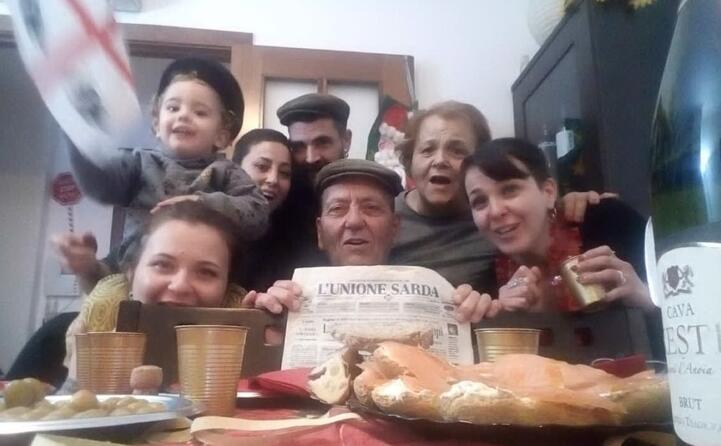 tore e famiglia da almeria andalusia spagna forza paris