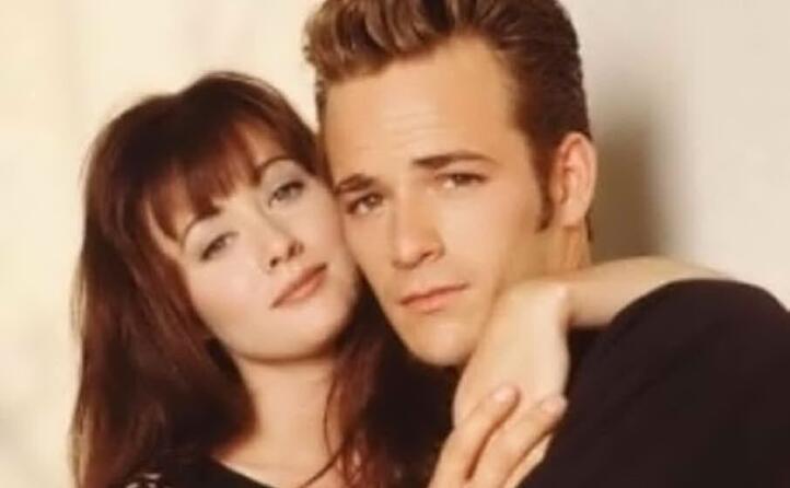 era diventato famoso nella serie beverly hills 90210
