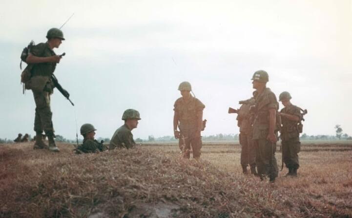 accaddeoggi 8 marzo 1965 i soldati americani arrivano in vietnam