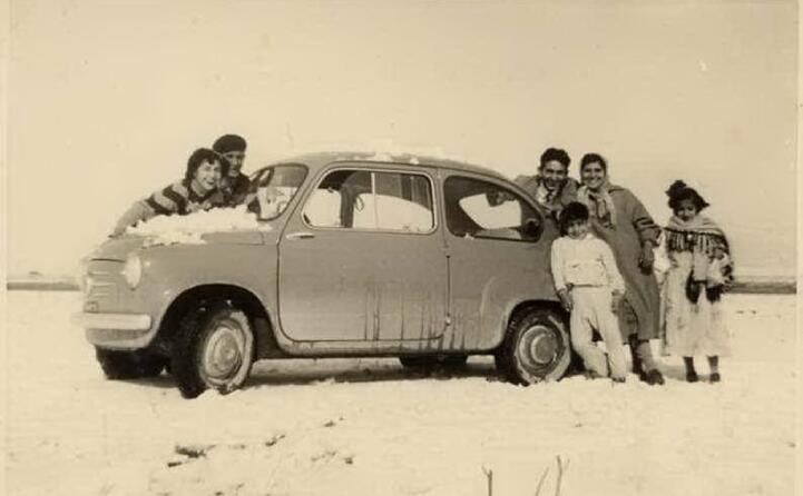 accaddeoggi 9 marzo 1955 la fiat 600 presentata al pubblico