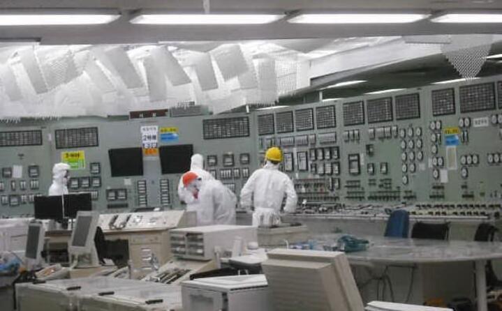 i controlli a un reattore