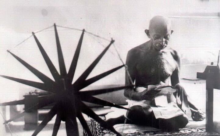 accaddeoggi 12 marzo 1930 la marcia del sale guidata da gandhi