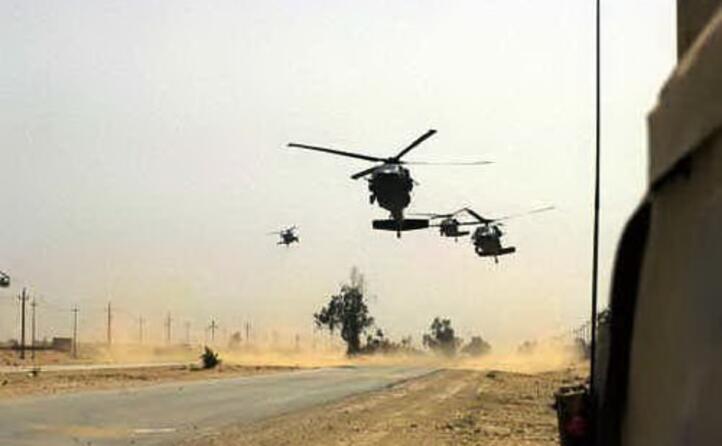accaddeoggi 20 marzo del 2003 le truppe internazionali invadono l iraq