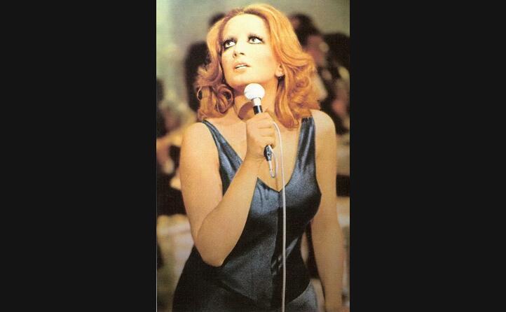 un esibizione in rai del 1972