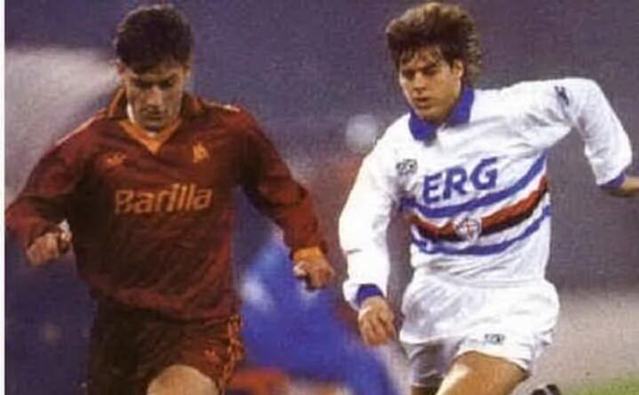 primo match da titolare il 16 dicembre 1993