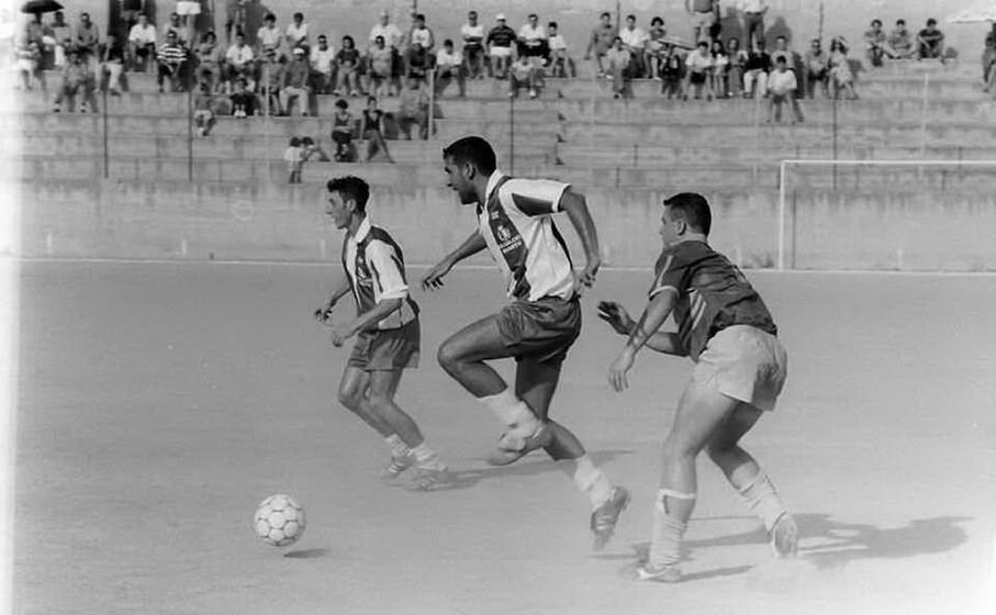 il calcio che conta scomparso da anni