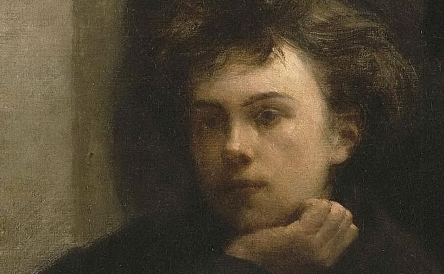 rimbaud in un dipinto di henri fantin latour