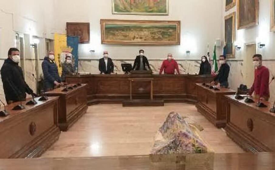 un recente consiglio comunale (foto dell amministrazione)