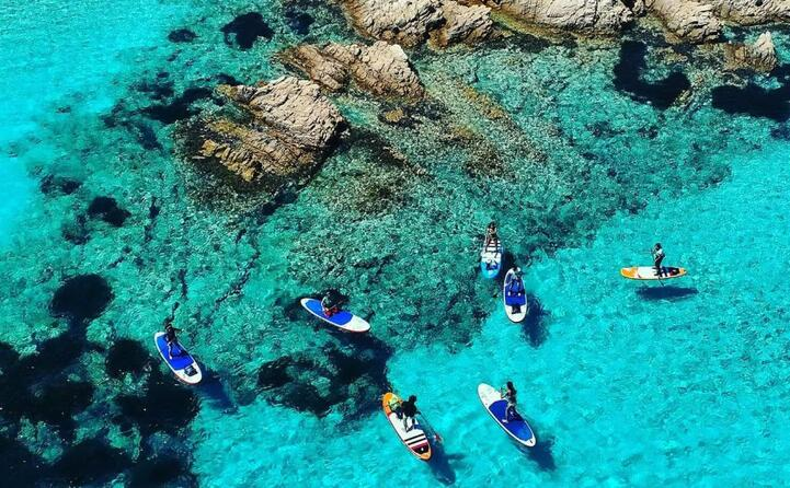 uno scorcio dell arcipelago de la maddalena (aigae foto concessa)