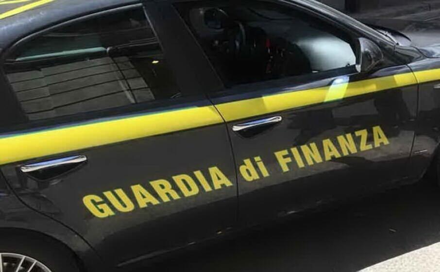 guardia di finanza (archivio l unione sarda)