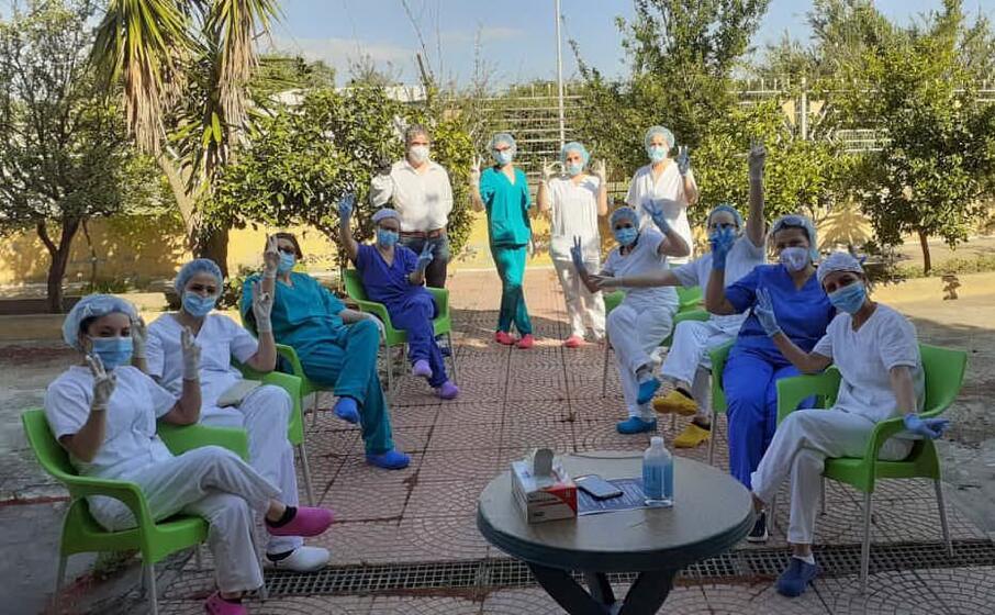 il personale della casa di riposo (l unione sarda murgana)