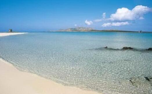 la spiaggia de la pelosa a stintino (archivio l unione sarda)