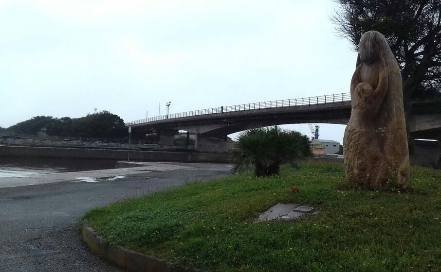 l attuale ponte di sant antioco (l unione sarda scano)