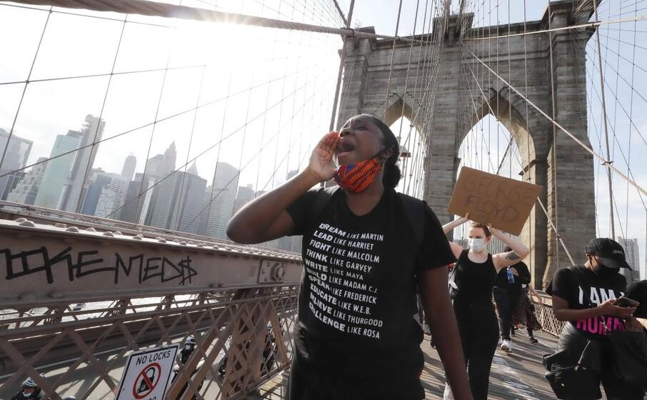 a new york (ansa lane)
