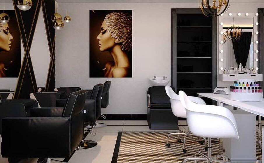 il salone di un parrucchiere (foto pixabay)
