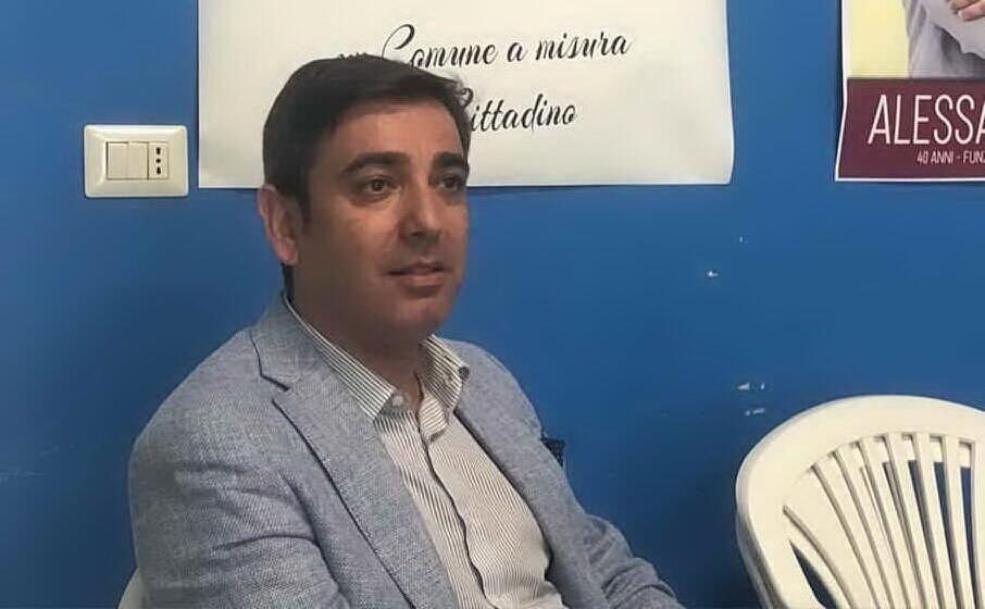 il sindaco alessandro pireddu (foto l unione sarda)