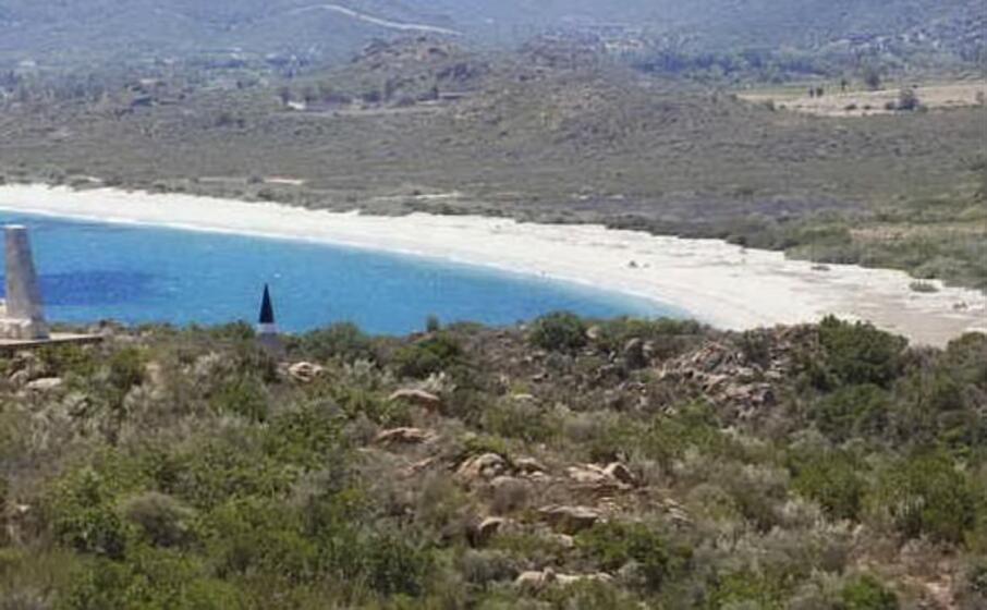 la spiaggia di murtas (archivio l unione sarda)