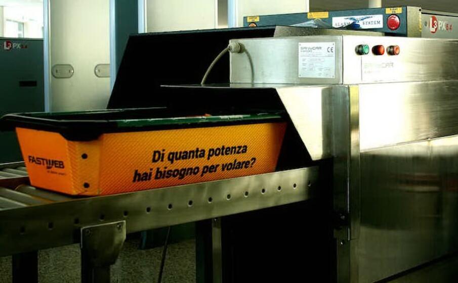 una vaschetta portaoggetti (foto ufficio stampa)