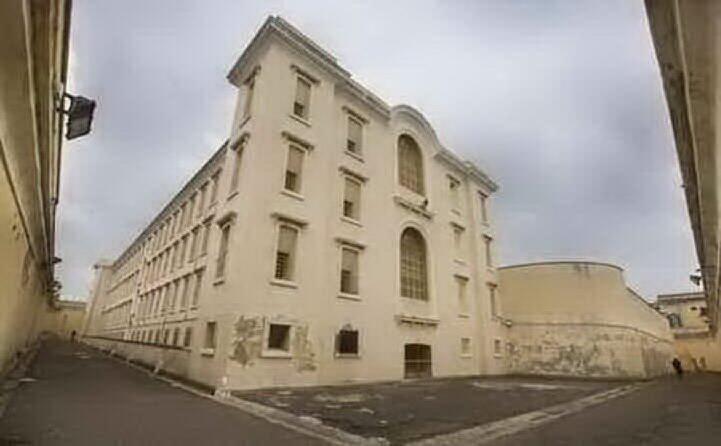 il carcere del buoncammino (archivio l unione sarda)