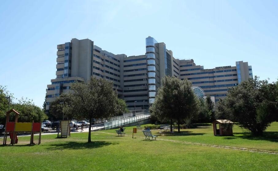 l ospedale brotzu (l unione sarda)