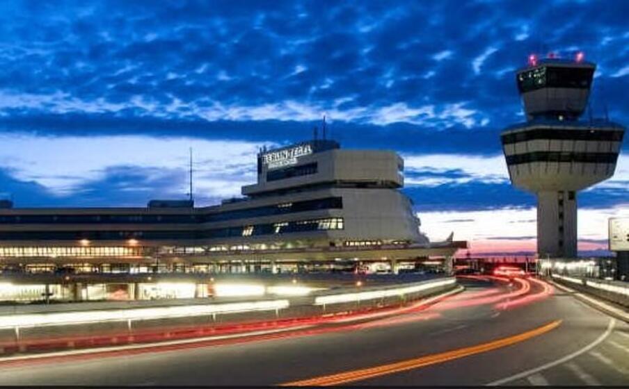 aeroporto di berlino tegel (foto da berlino com)