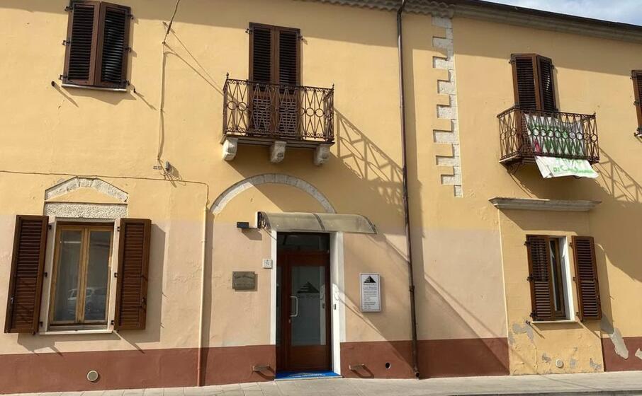 casa bonaria a torralba (l unione sarda tellini)