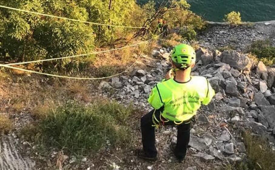 (foto corpo nazionale soccorso alpino e speleologico)
