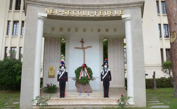 a cagliari il 206esimo anniversario della fondazione dell arma dei carabinieri