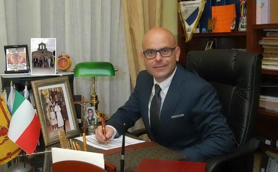 alessandro scano sindaco decimoputzu (foto concessa)