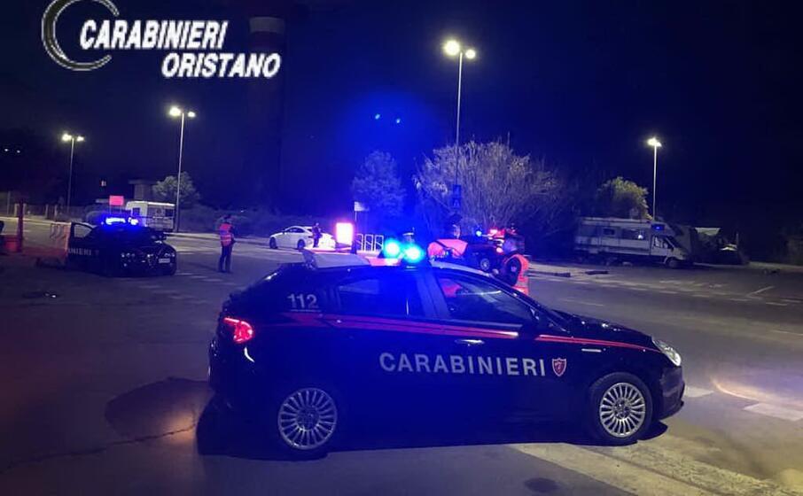carabinieri a oristano