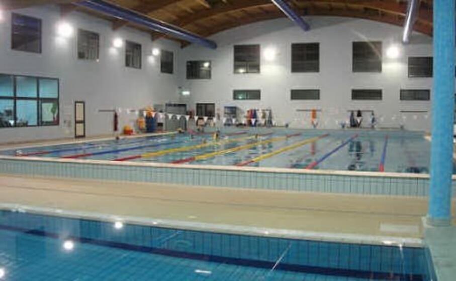 la piscina comunale di dolianova (foto l unione sarda)