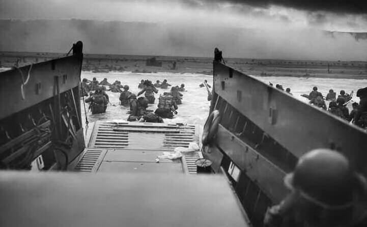 accaddeoggi il 6 giugno 1944 lo sbarco in normandia