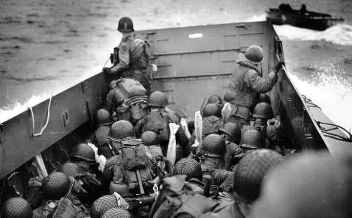 e il d day gli alleati sbarcano in francia per cacciare gli occupanti tedeschi